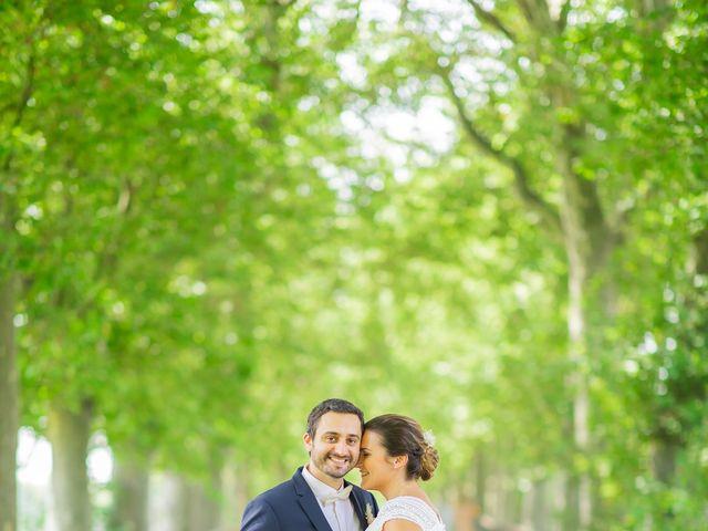 Le mariage de Youssef et Marianne à Castelnaudary, Aude 48