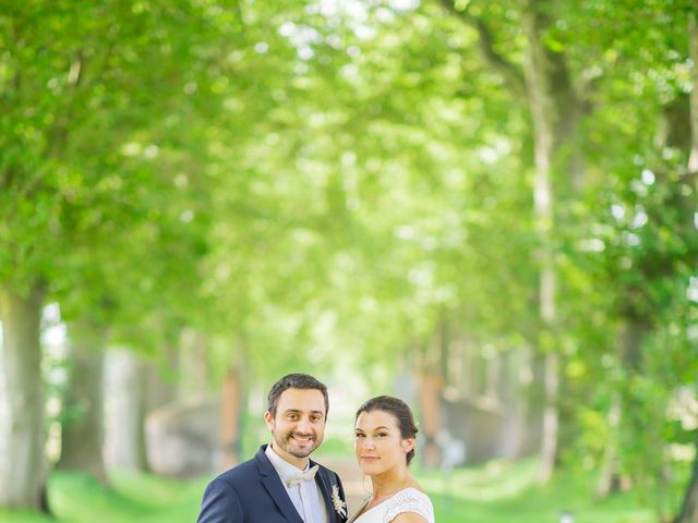 Le mariage de Youssef et Marianne à Castelnaudary, Aude 49