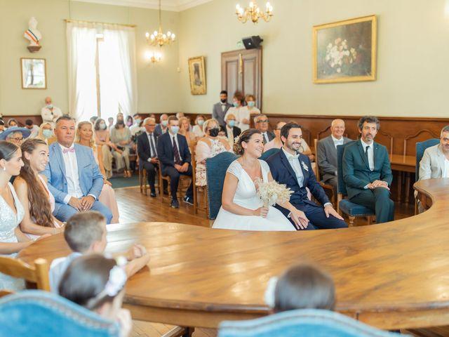Le mariage de Youssef et Marianne à Castelnaudary, Aude 64