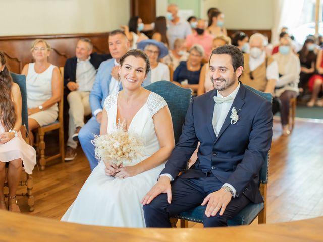 Le mariage de Youssef et Marianne à Castelnaudary, Aude 66