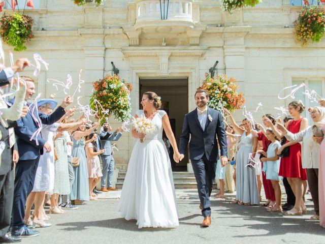 Le mariage de Youssef et Marianne à Castelnaudary, Aude 76