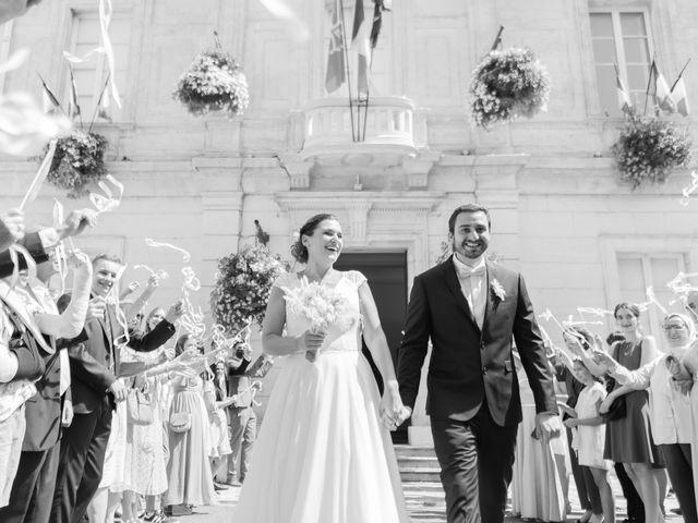 Le mariage de Youssef et Marianne à Castelnaudary, Aude 77