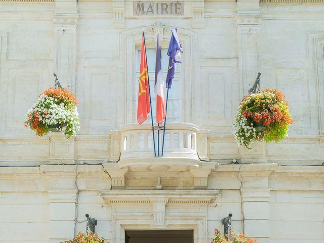 Le mariage de Youssef et Marianne à Castelnaudary, Aude 78