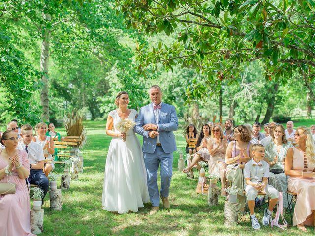 Le mariage de Youssef et Marianne à Castelnaudary, Aude 85