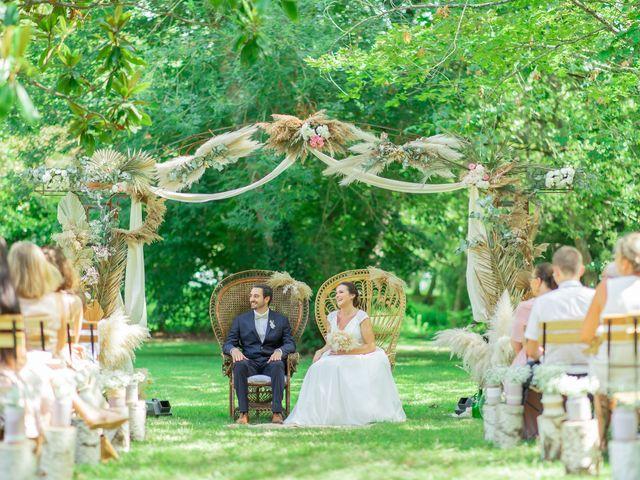 Le mariage de Youssef et Marianne à Castelnaudary, Aude 88