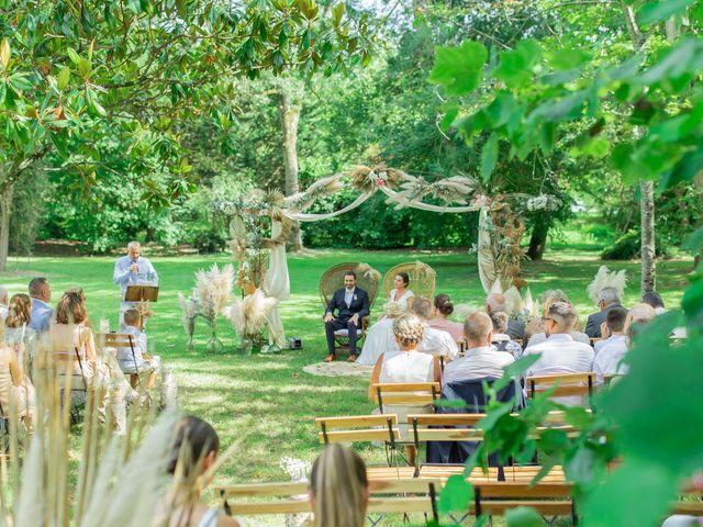 Le mariage de Youssef et Marianne à Castelnaudary, Aude 89