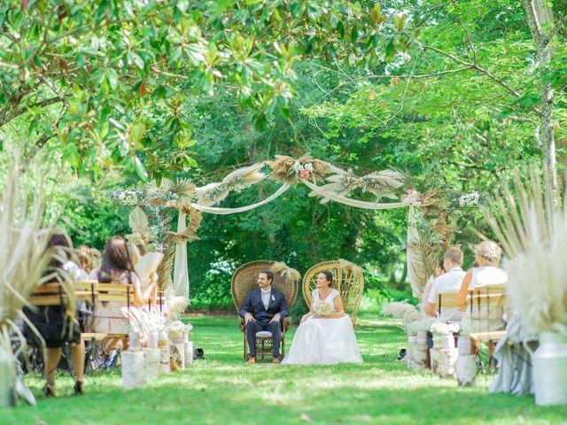 Le mariage de Youssef et Marianne à Castelnaudary, Aude 90