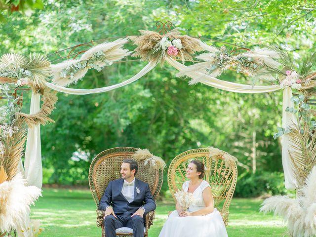 Le mariage de Youssef et Marianne à Castelnaudary, Aude 99