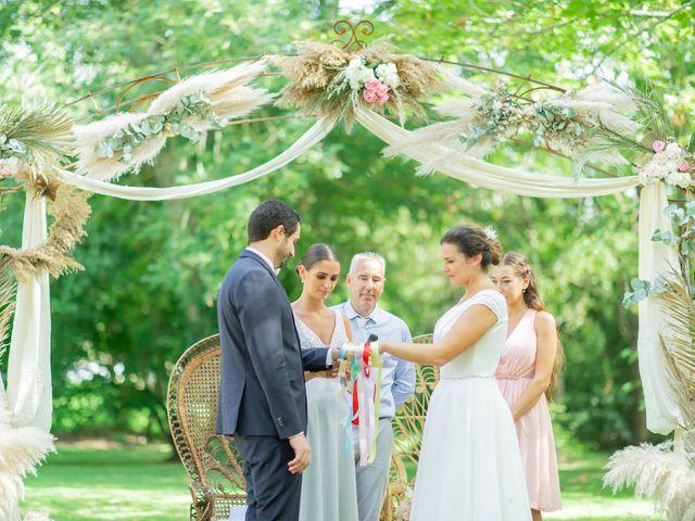 Le mariage de Youssef et Marianne à Castelnaudary, Aude 110