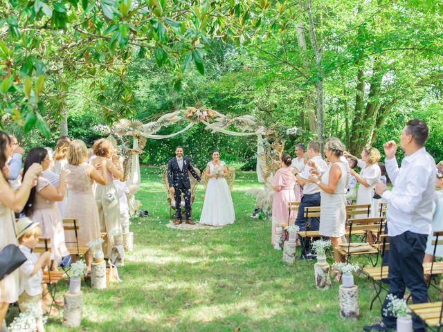 Le mariage de Youssef et Marianne à Castelnaudary, Aude 114