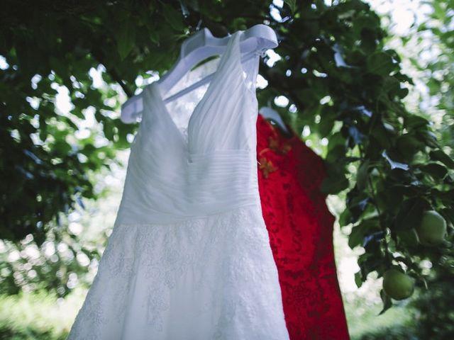 Le mariage de Alain et Christine à Chevry-Cossigny, Seine-et-Marne 13