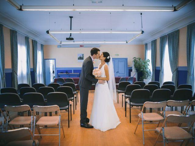 Le mariage de Alain et Christine à Chevry-Cossigny, Seine-et-Marne 56