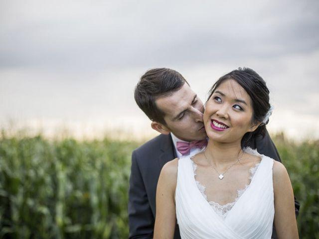 Le mariage de Alain et Christine à Chevry-Cossigny, Seine-et-Marne 84