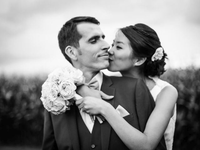 Le mariage de Alain et Christine à Chevry-Cossigny, Seine-et-Marne 85