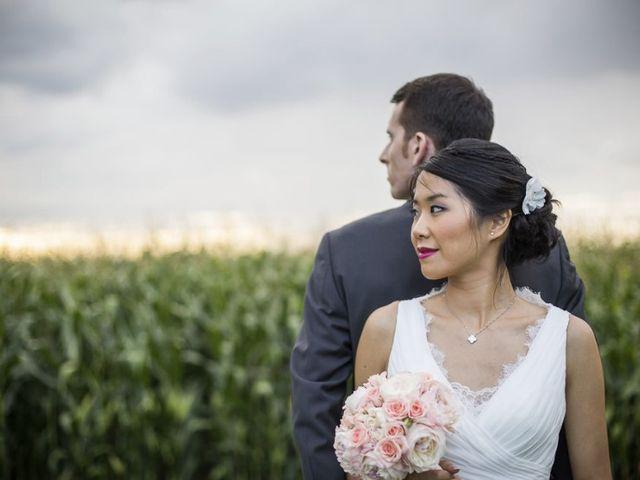 Le mariage de Alain et Christine à Chevry-Cossigny, Seine-et-Marne 86