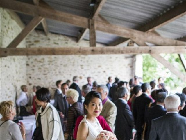 Le mariage de Alain et Christine à Chevry-Cossigny, Seine-et-Marne 91