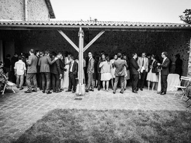 Le mariage de Alain et Christine à Chevry-Cossigny, Seine-et-Marne 92
