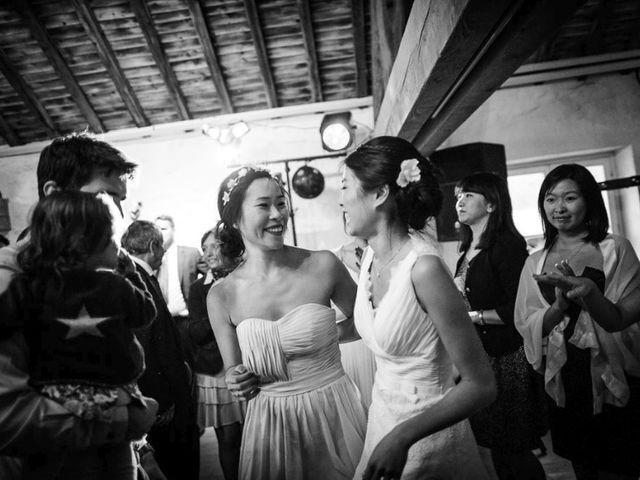 Le mariage de Alain et Christine à Chevry-Cossigny, Seine-et-Marne 110