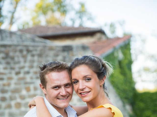 Le mariage de Nicolas et Amandine à Marcoux, Loire 30