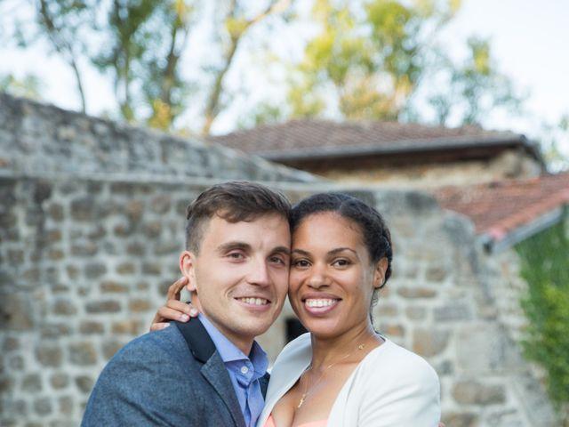Le mariage de Nicolas et Amandine à Marcoux, Loire 31