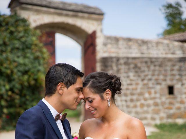 Le mariage de Nicolas et Amandine à Marcoux, Loire 59