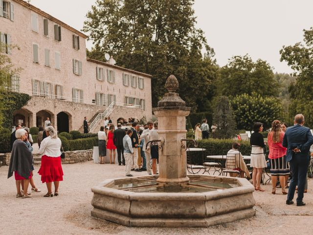 Le mariage de Charles et Elodie à Saint-Saturnin-lès-Apt, Vaucluse 17