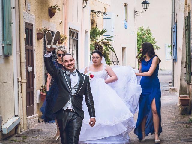 Le mariage de Theo  et Roxane  à Istres, Bouches-du-Rhône 7