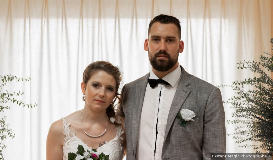 Le mariage de Remy et Flavie à Chantôme, Indre