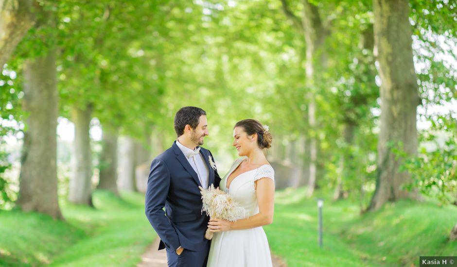 Le mariage de Youssef et Marianne à Castelnaudary, Aude