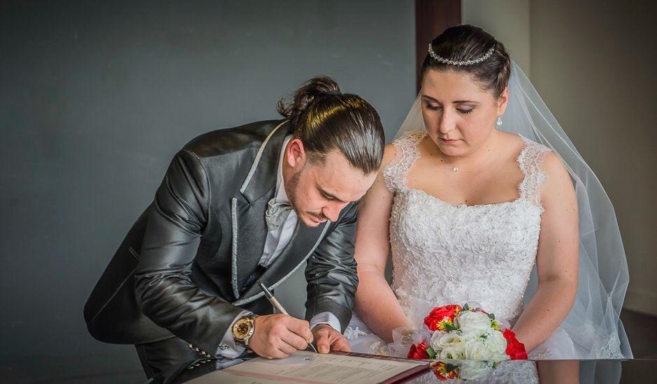 Le mariage de Theo  et Roxane  à Istres, Bouches-du-Rhône