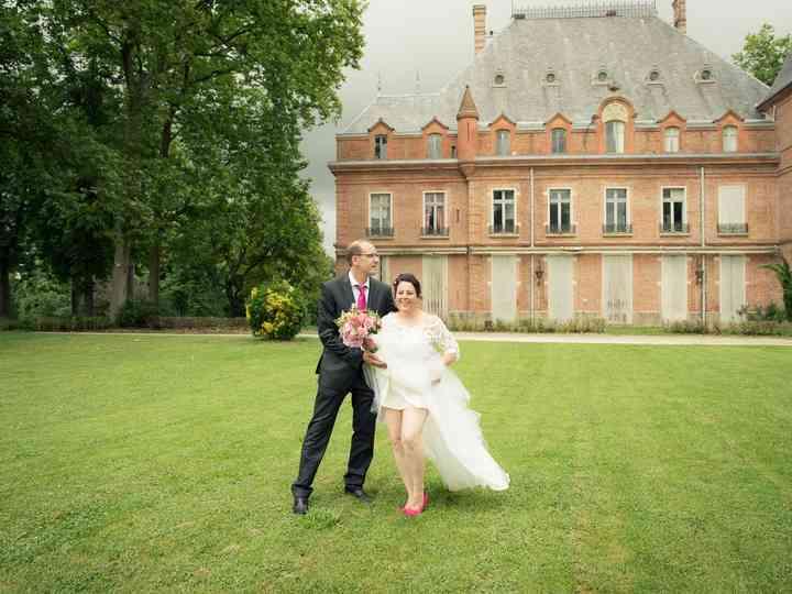 Le mariage de Mélanie et Patrice