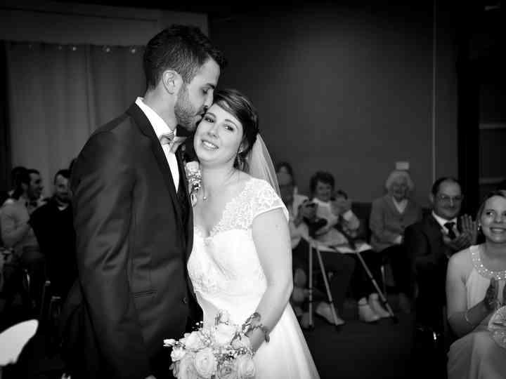 Le mariage de Claudia et Stéphane
