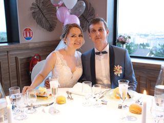 Le mariage de Serge et Anna