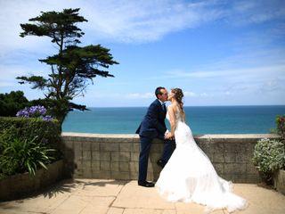 Le mariage de Charlène et Alex