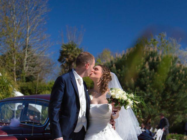 Le mariage de Erwan et Julie à Quimper, Finistère 6
