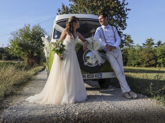 Le mariage de Emilie et Gautier