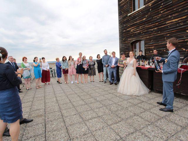 Le mariage de Anna et Serge à Cachan, Val-de-Marne 4