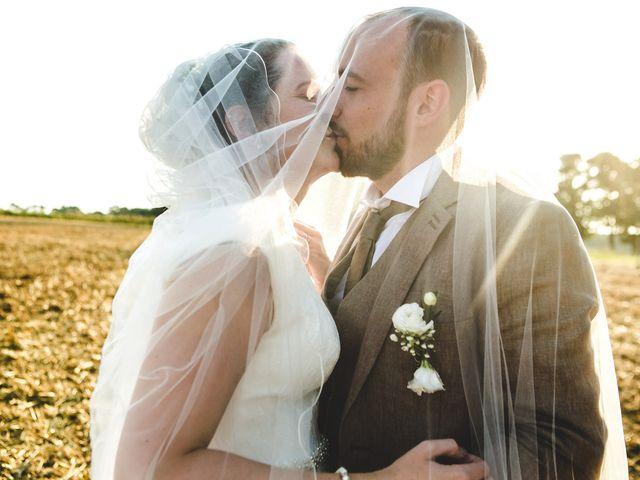 Le mariage de Karen et Thibaut