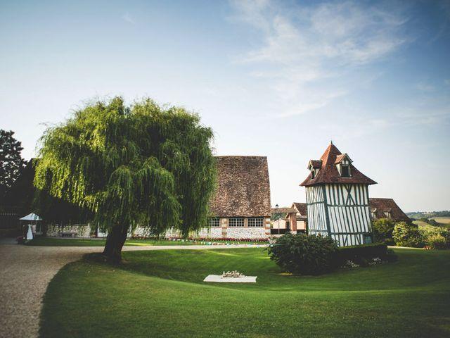 Le mariage de Thibaut et Karen à Forêt-la-Folie, Eure 2
