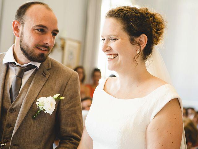 Le mariage de Thibaut et Karen à Forêt-la-Folie, Eure 3