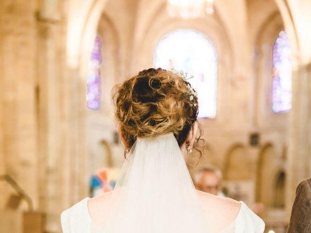 Le mariage de Thibaut et Karen à Forêt-la-Folie, Eure 4