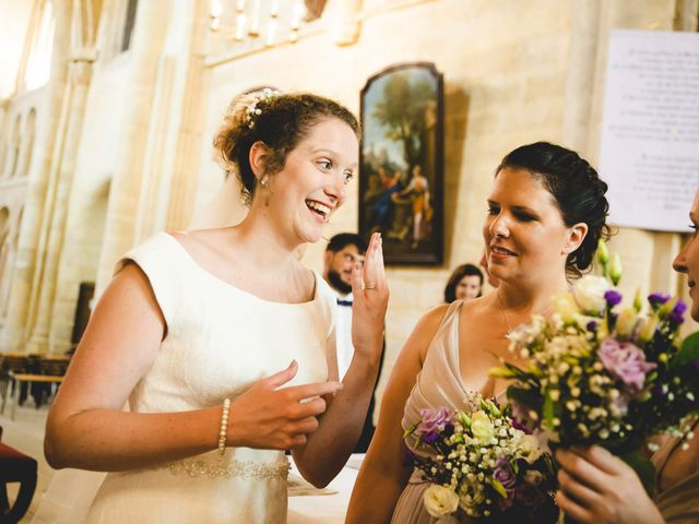 Le mariage de Thibaut et Karen à Forêt-la-Folie, Eure 6