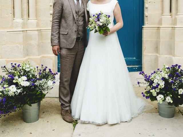 Le mariage de Thibaut et Karen à Forêt-la-Folie, Eure 7