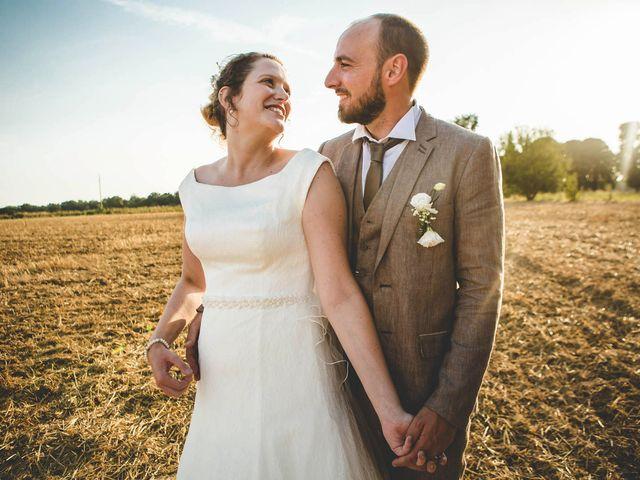 Le mariage de Thibaut et Karen à Forêt-la-Folie, Eure 13