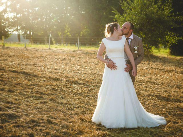 Le mariage de Thibaut et Karen à Forêt-la-Folie, Eure 16