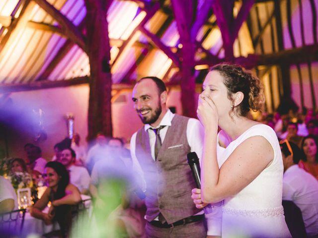 Le mariage de Thibaut et Karen à Forêt-la-Folie, Eure 18