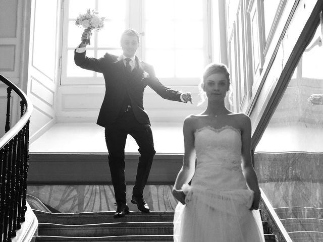 Le mariage de Vincent et Laetitia à Chevigny-Saint-Sauveur, Côte d'Or 20