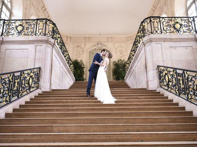 Le mariage de Vincent et Laetitia à Chevigny-Saint-Sauveur, Côte d'Or 21