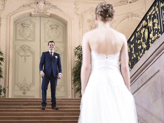 Le mariage de Vincent et Laetitia à Chevigny-Saint-Sauveur, Côte d'Or 22