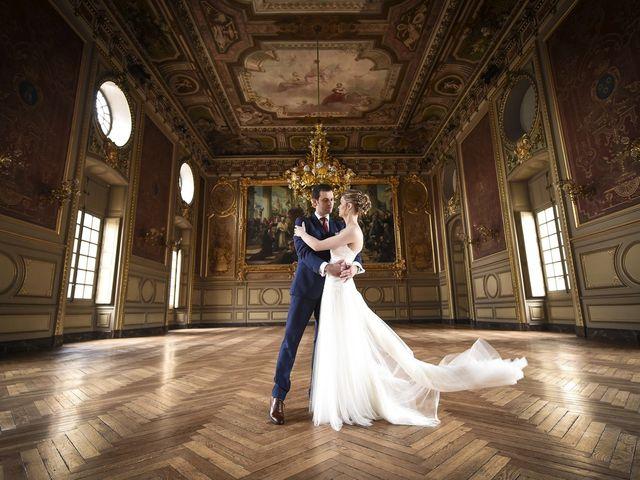 Le mariage de Laetitia et Vincent